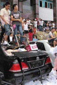 中国全土規模の暴動が発生するであろう理由。