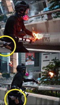 香港は、人と人の戦い。善と悪の戦いにあらず。