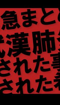 【公開】武漢肺炎 隠された事実と残された希望【緊急まとめ】