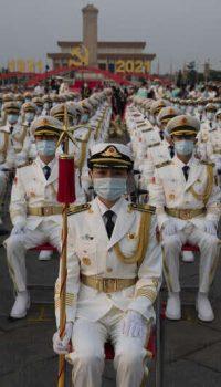 神の激おこ2021 ❶中国共産党成立百周年編